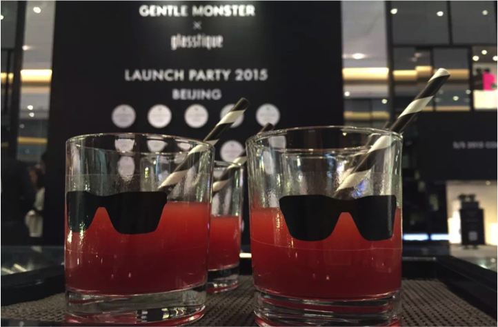 Gentle Monster x glasstique Launch Party